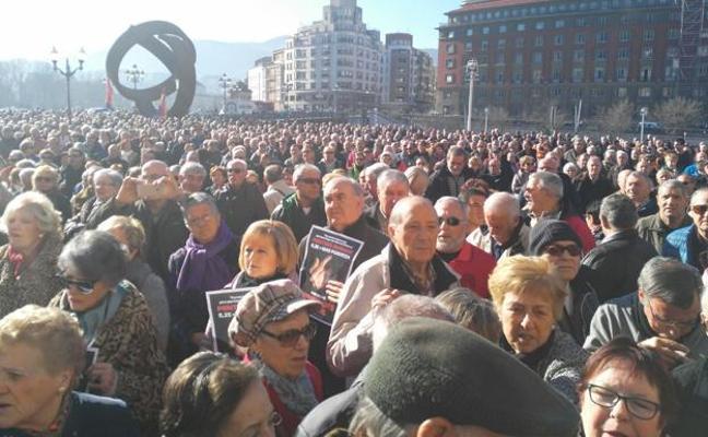 ¿Por qué se manifestarán los pensionistas?