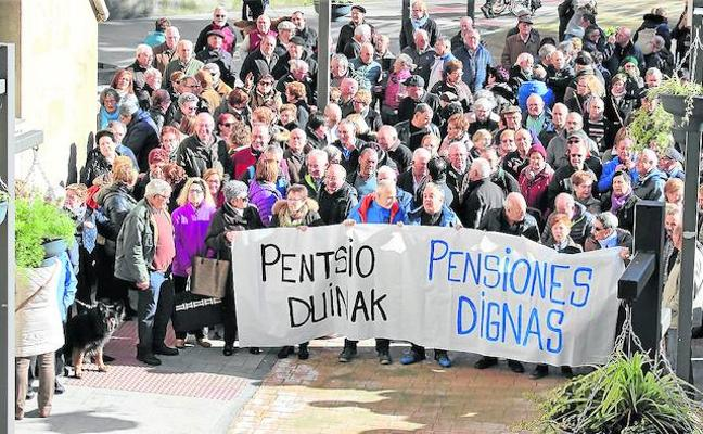 Lobiano acoge hoy un encuentro para debatir el futuro de las pensiones