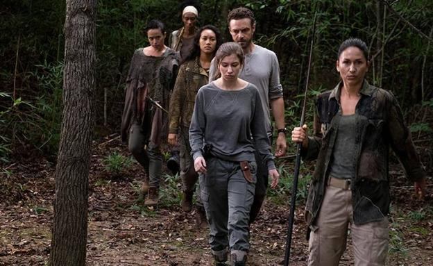 El regreso de 'the walking dead'