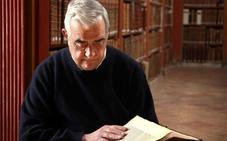 Fallece Olarte, agustino recoleto y custodio de la Biblioteca de Yuso