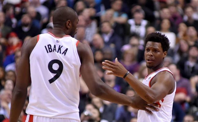Pelicans y Raptors siguen en racha con buenas actuaciones de Mirotic e Ibaka