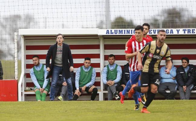 «El objetivo sigue siendo el quinto y el sexto puesto», afirma Larrazabal