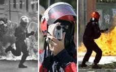 historia (visual y política) de la Brigada móvil