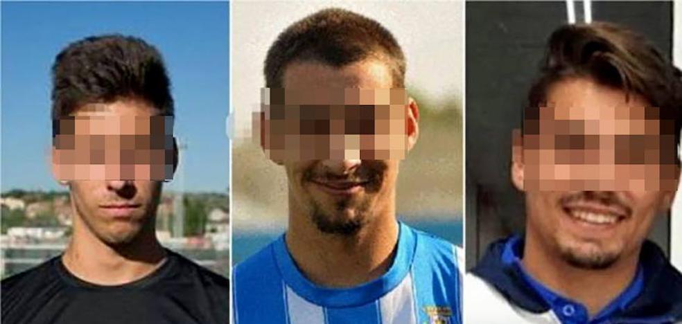 Libertad bajo fianza de 6.000 euros para dos de los tres exjugadores de la Arandina