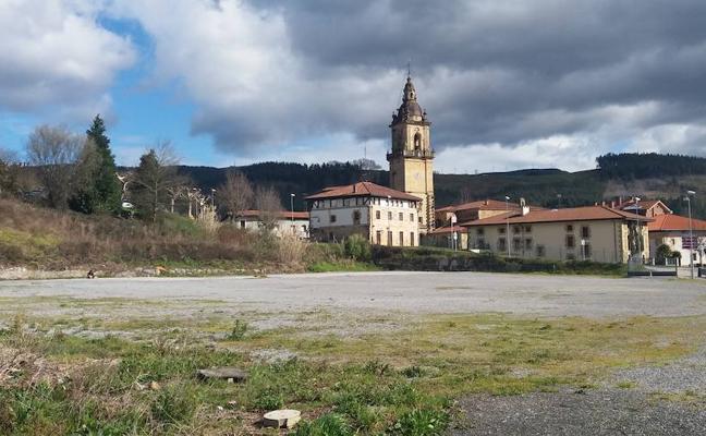 Iurreta acondicionará un aparcamiento de superficie para uso libre en Bideondo