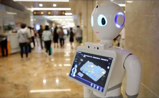 Gaixoak diagnostikatzen dituen robota abian da Txinan