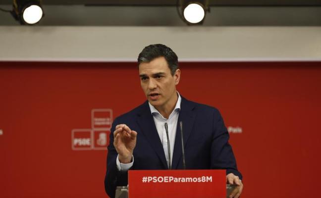 Pedro Sánchez ve a Rajoy como un «conductor dormido al volante de un país»