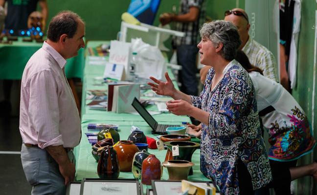 Creadoras y emprendedoras de Lea Artibai se citan este mes en Lekeitio y Markina
