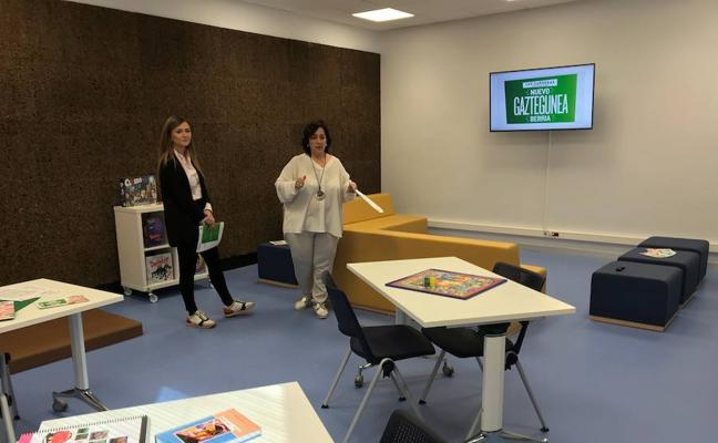 Abanto inaugura un nuevo local para más de 150 adolescentes de Las Carreras