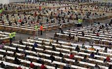 Osakidetza contabiliza 60.000 solicitudes para participar en la OPE