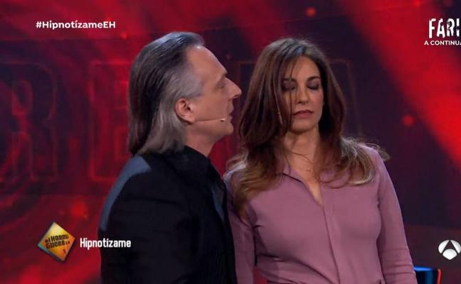 Antena 3 hipnotiza a Mariló Montero