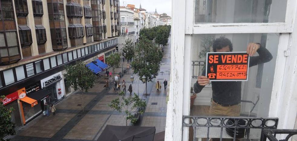 La venta de viviendas aumenta menos en Euskadi pero se encarecen más
