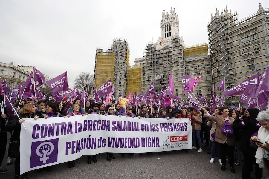 Manifestaci n feminista 2018 en bilbao horario y for Horario oficina correos bilbao