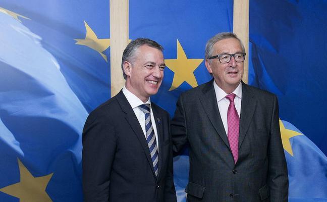 El Gobierno vasco pide a la UE que regule las consultas soberanistas