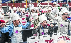Los chefs del futuro saltan al ruedo