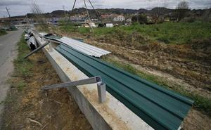 El colectivo contrario al parking del metro en Getxo considera «legítimo» el sabotaje en las obras