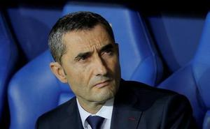 Valverde: «El partido se nos puso franco enseguida»