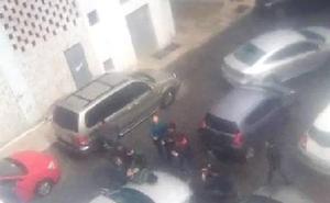 Un testigo del arresto: «Algunos policías han llorado tras detener a la novia»
