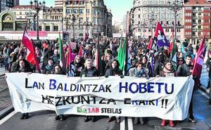 La enseñanza pública se enfrenta a dos jornadas de huelga general esta semana