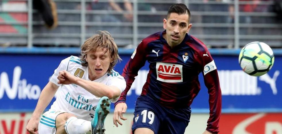 Cristiano y Modric esconden las carencias del Madrid