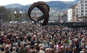 La Euskadi más reivindicativa