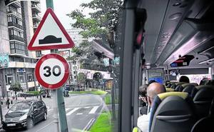 Una menor velocidad en Bilbao «mejorará la seguridad», pero abre dudas sobre la fluidez