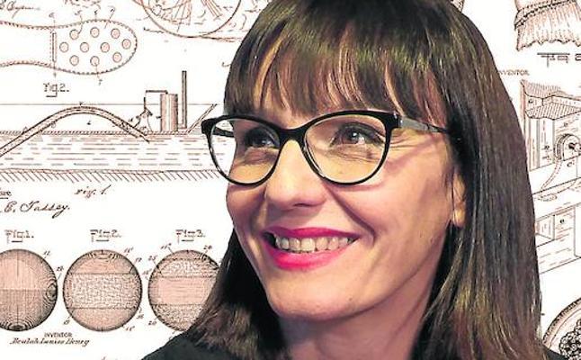 Sandra Uve: «El sujetador, como el wifi, lo inventó una mujer»