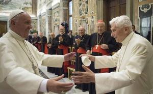 Benedicto XVI prepara su última peregrinación