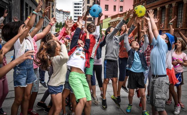Bilbao oferta más de 5.000 plazas para las colonias de verano