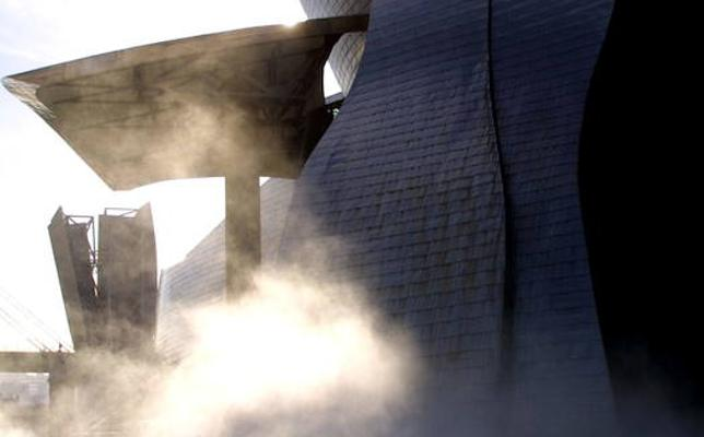 Vidarte busca en la zona de Gernika un emplazamiento para ampliar el Guggenheim