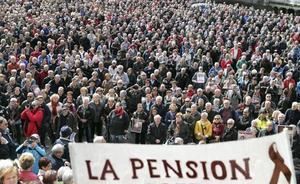 Manifestación de pensionistas en Bilbao 2018: horario, recorrido y reivindicaciones