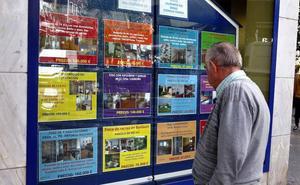 Las transacciones inmobiliarias en la ciudad crecen un 20% respecto al último curso