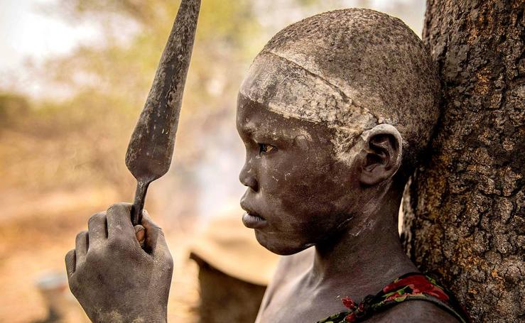 Los primeros pobladores de Sudán