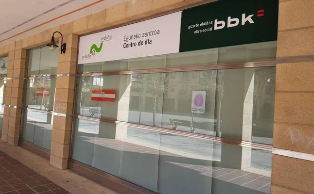 La fusión del centro de día con la residencia de Orduña obliga a prescindir de tres trabajadoras