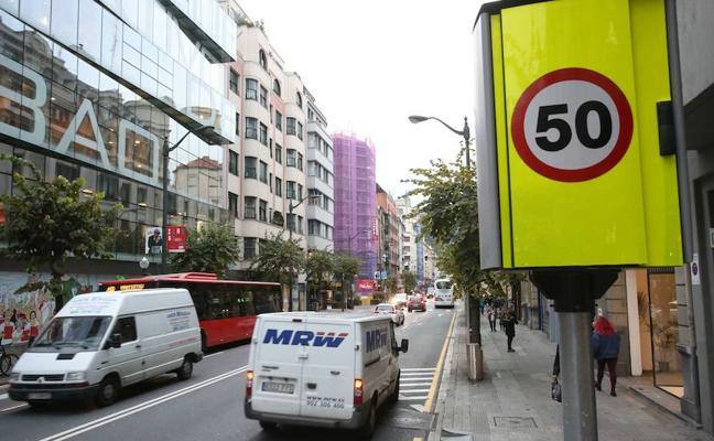 Los radares multaron a 6.738 coches en Bilbao el año pasado
