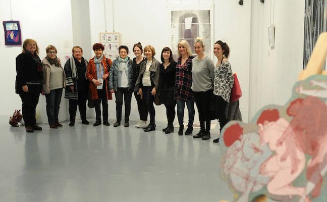 Obras de arte en clave feminista