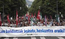 Erkoreka dice que la huelga de educación es «extrema e injustificada»