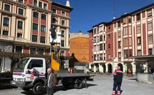 Cuestionan el ahorro de 280.000 euros en el coste del alumbrado público de Barakaldo