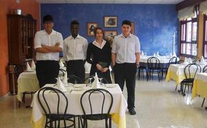 Un restaurante de 'clase'