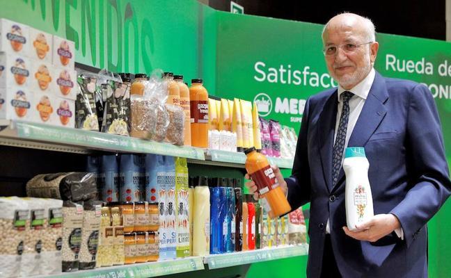 Mercadona fija Euskadi, con Cataluña y Madrid capital, como su área de expansión