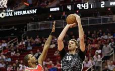 Los Spurs salen de los playoff tras caer en Houston