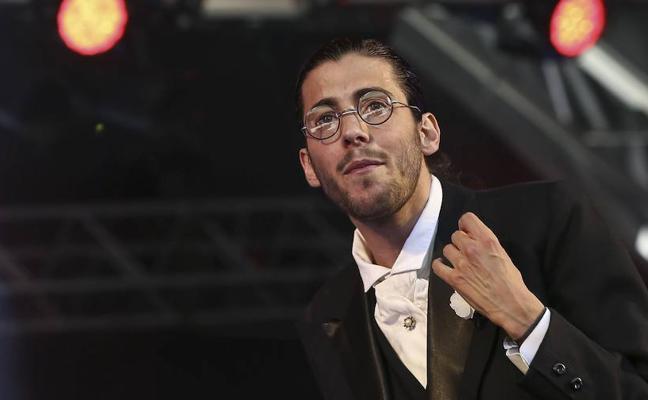 Salvador Sobral abrirá Eurovisión 2018
