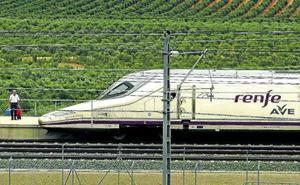 Álava insiste en el TAV entre Vitoria y Pamplona pese al rechazo de Navarra