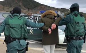 Detienen a un narcotraficante de Muskiz por surtir a «un auténtico 'hiper' de la droga» en La Rioja