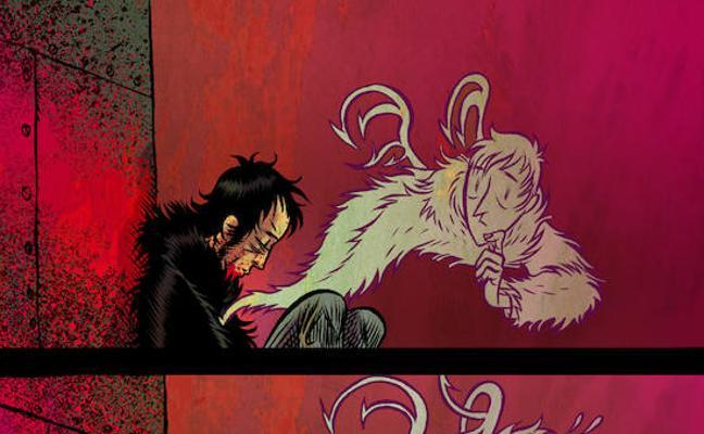 «El cómic me permite exorcizar mis miedos»