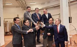 'La Salve' vuelve a poner en marcha su fábrica de cerveza en Bilbao