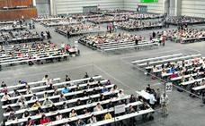 Los inscritos para la OPE de Osakidetza superan ya los 90.000