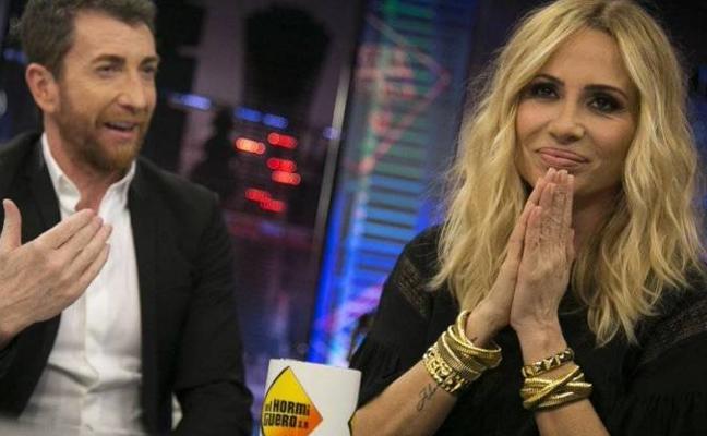 El zasca de Marta Sánchez a Jordi Évole