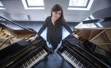 Paula Ríos: «Nosotros escogemos el repertorio, y viceversa»