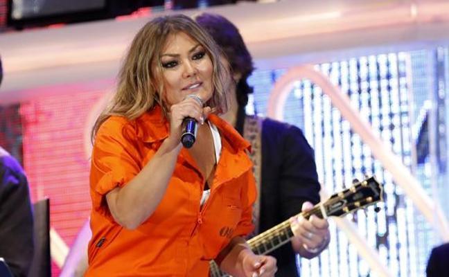 Revuelo en las redes sociales por el nuevo rostro de Amaia Montero